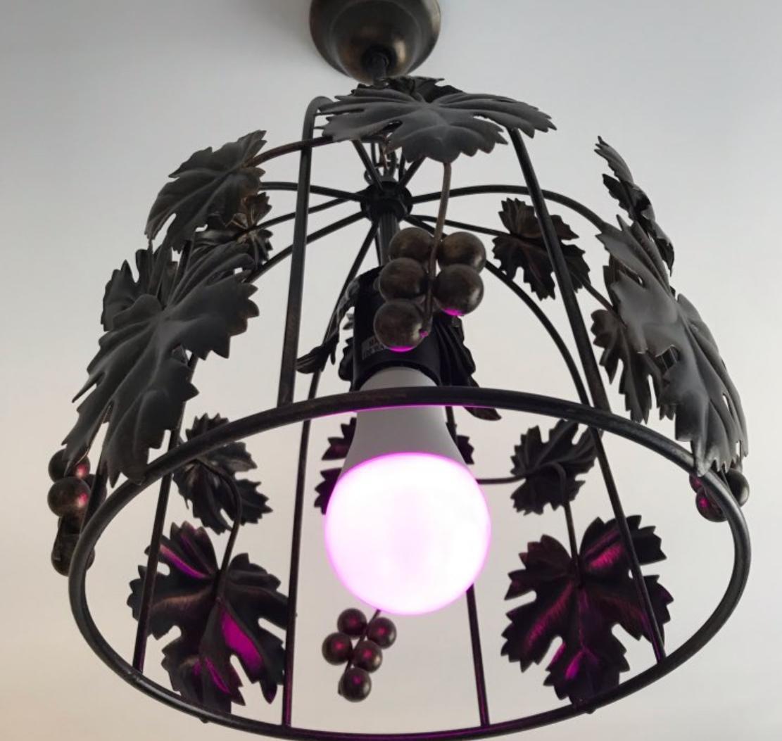RGB-лампа с поддержкой приложения