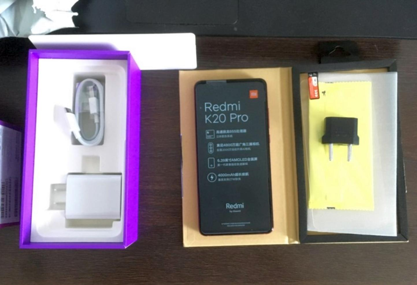 Смартфон Xiaomi Redmi K20 Pro