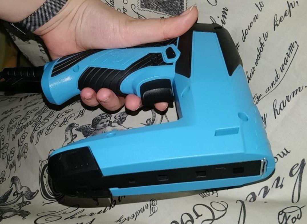 Столярный электрический степлер TASP