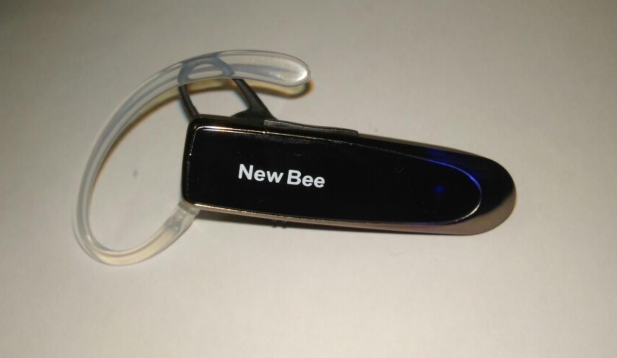 Bluetooth гарнитура New Bee