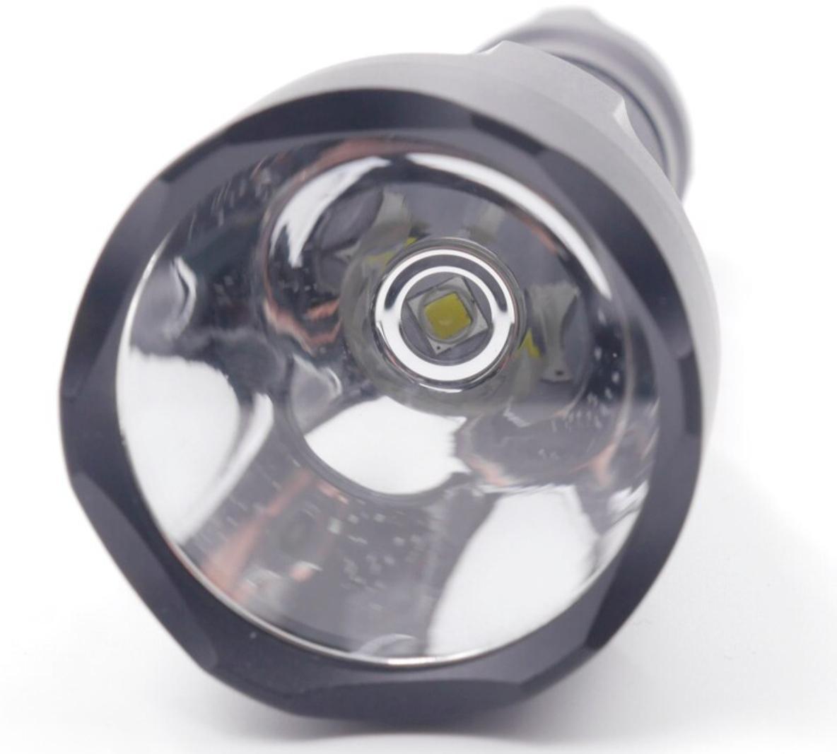 Мощный светодиодный фонарик