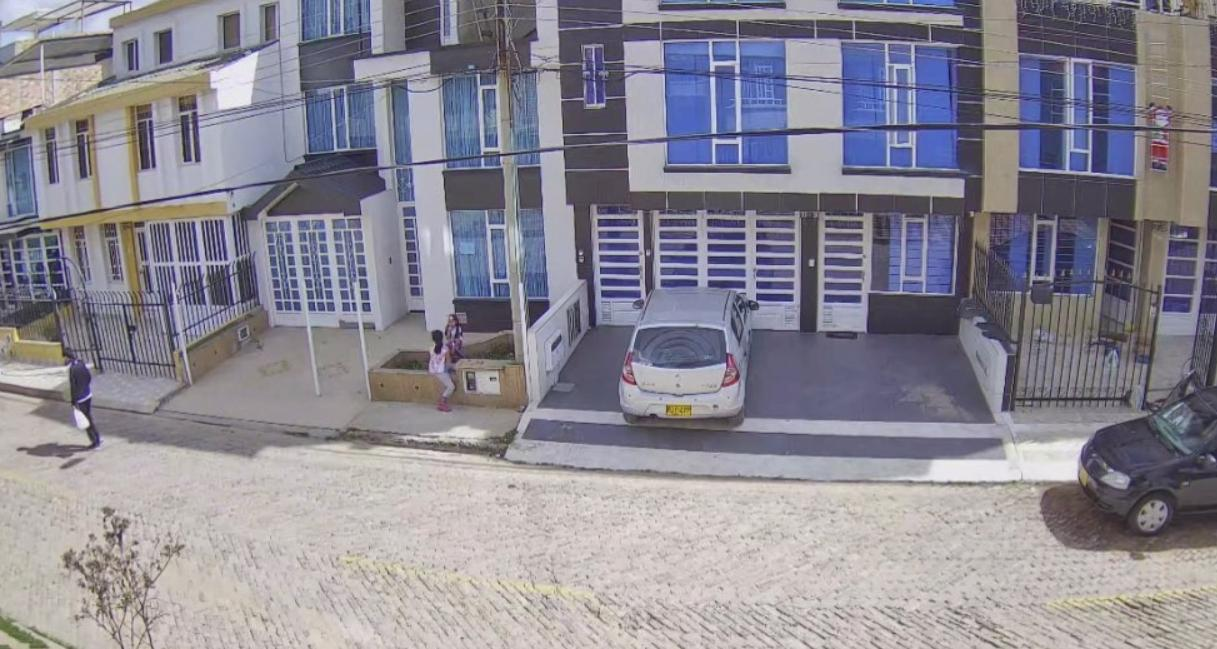 Поворотная уличная камера OwlCat