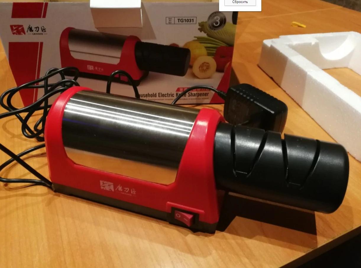 Электронная точилка для ножей