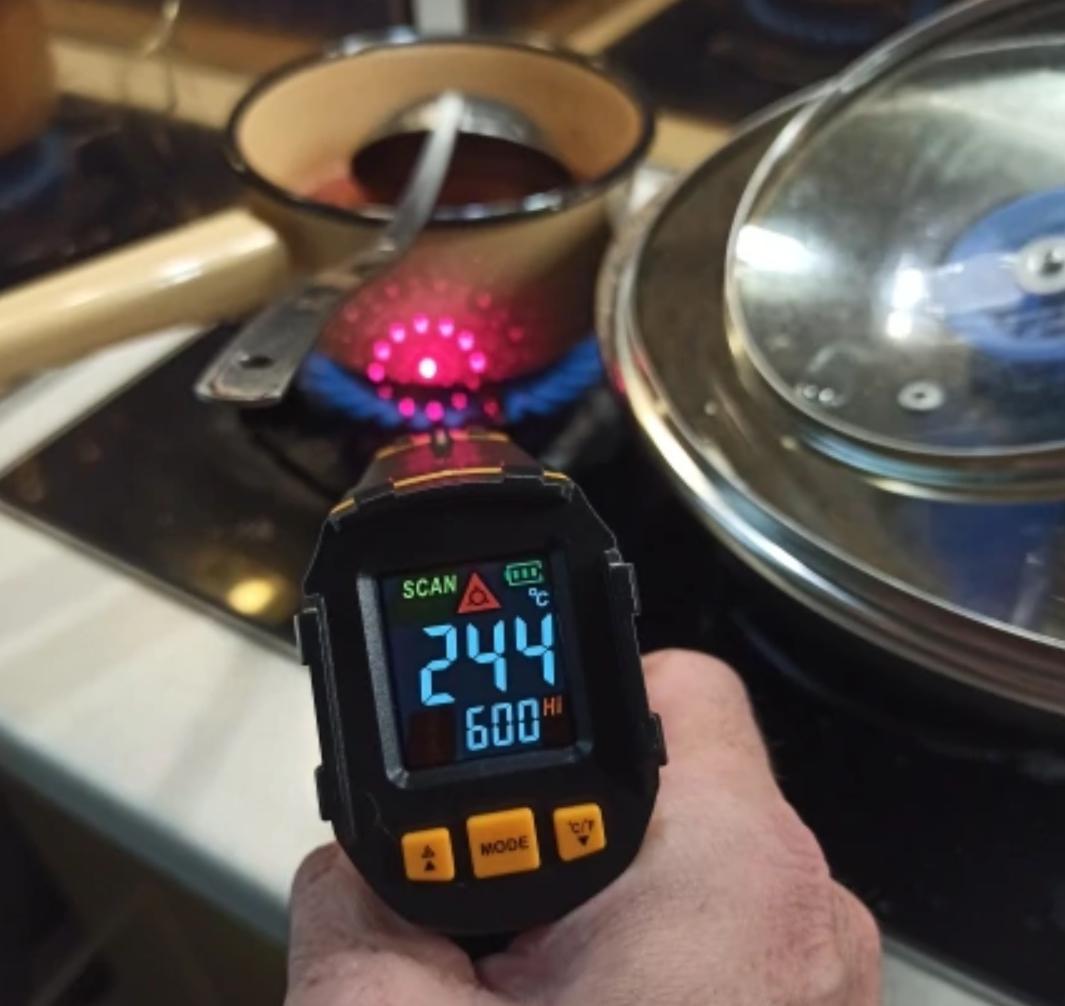 Лазерный измеритель температуры Smart Sensor