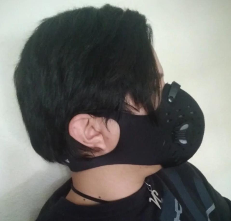 Противовирусная маска