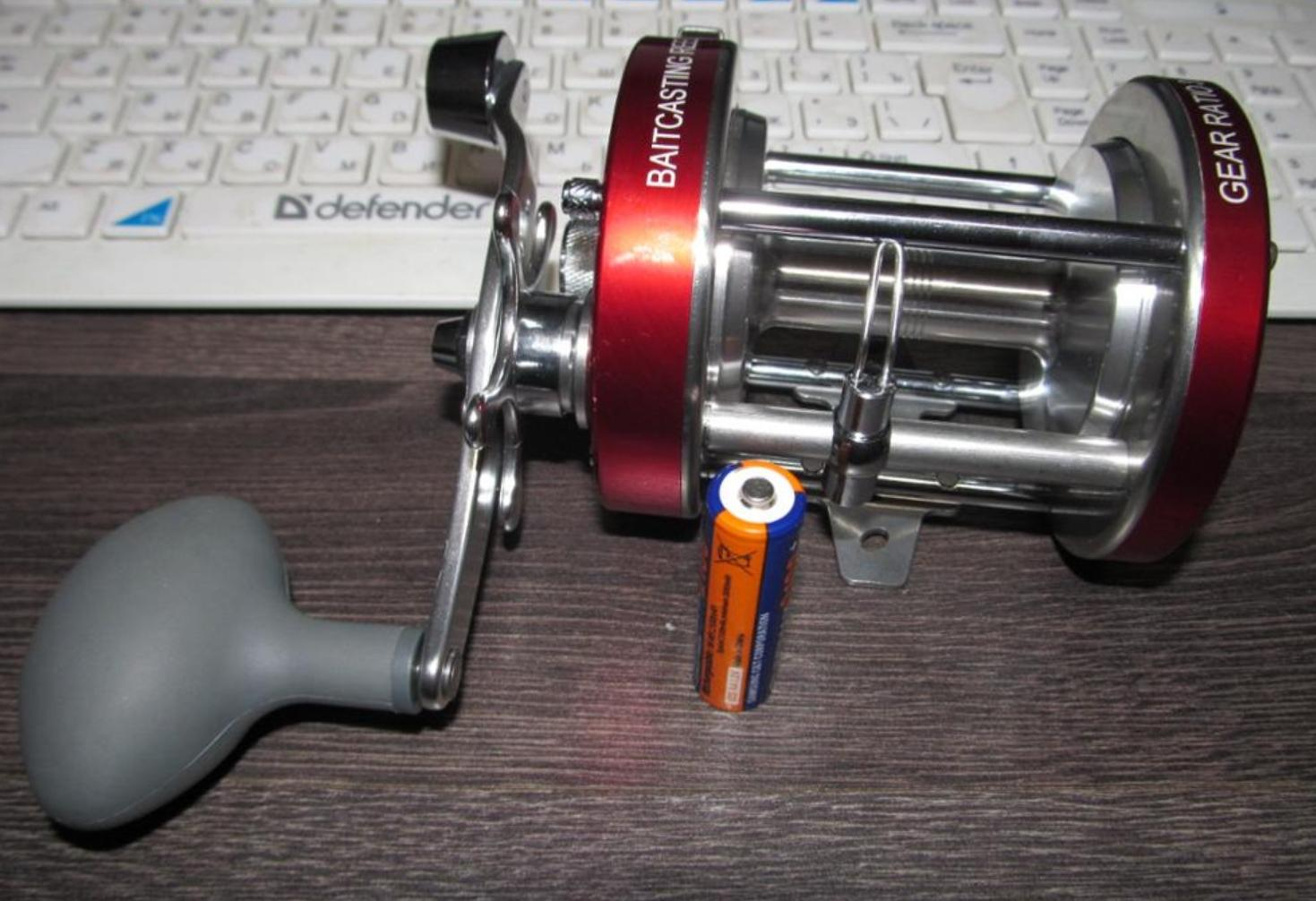 Рыболовная катушка KastKing Rover