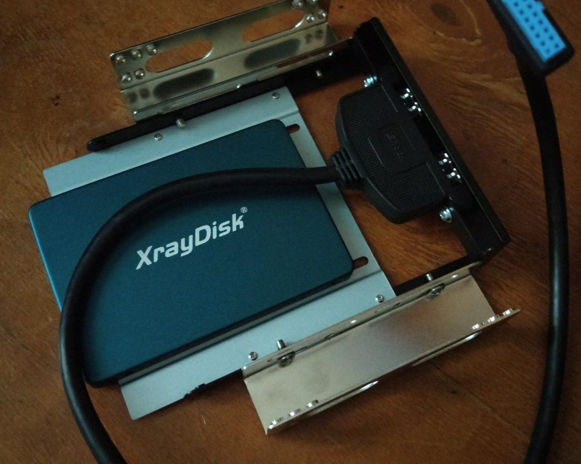 SSD-диск XrayDisk на 480 Гб