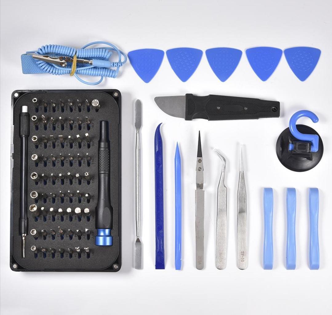 Большой набор ручных инструментов