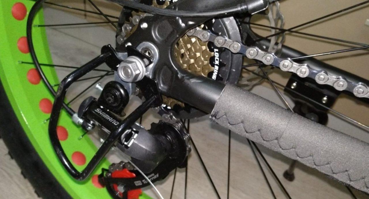 Недорогой велосипед для бездорожья