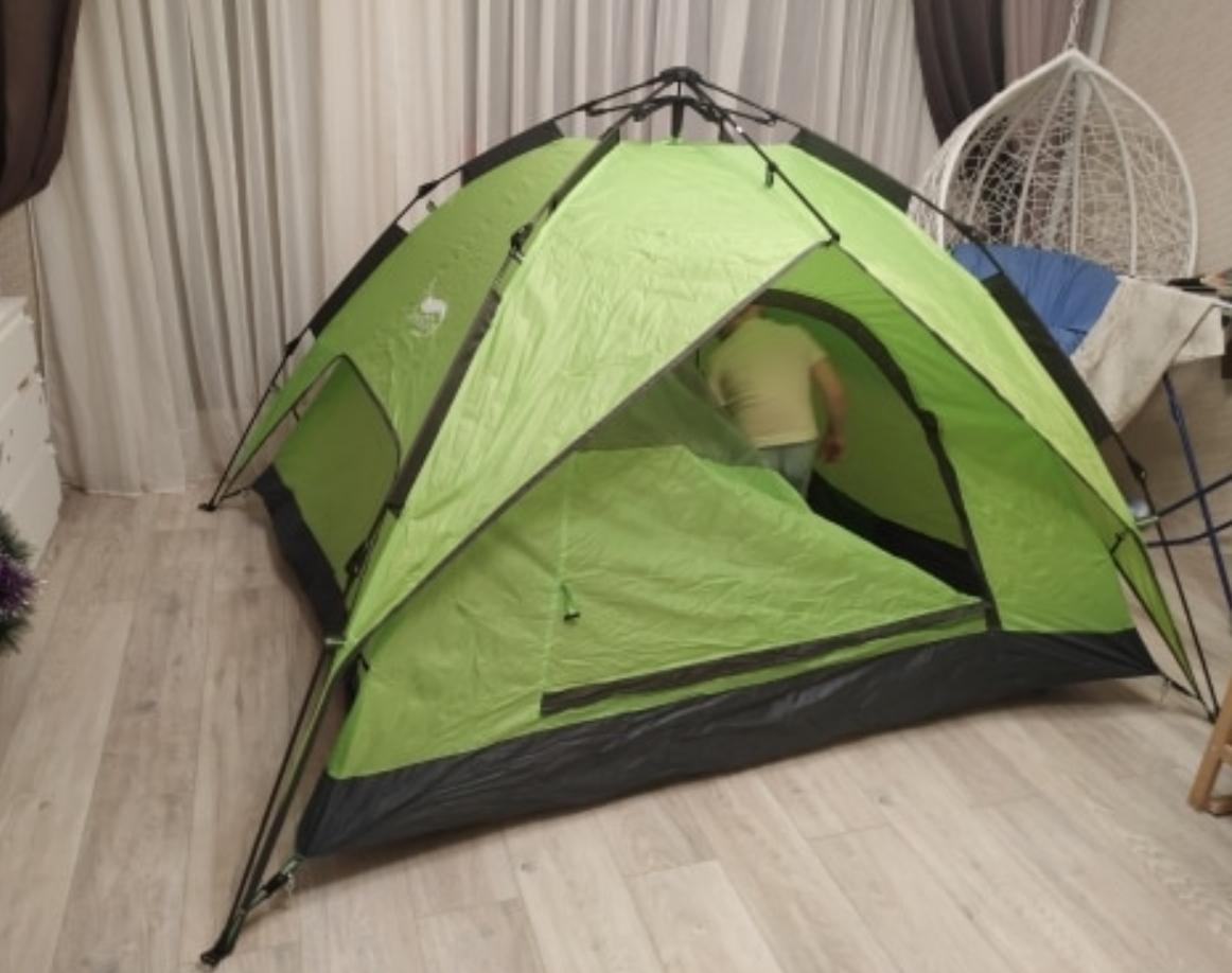 Палатка Desert&Fox для кемпинга