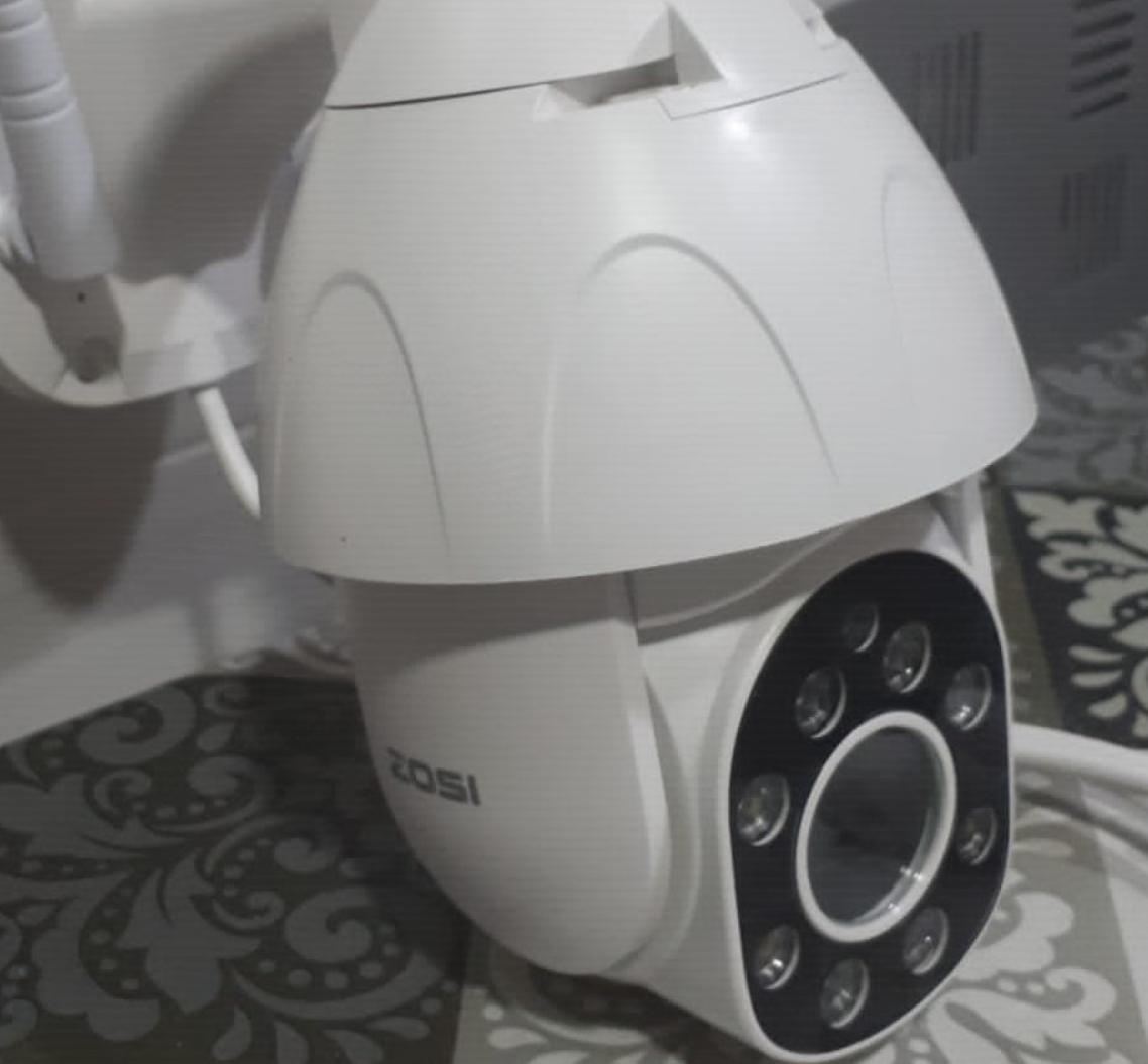 Поворотная камера видеонаблюдения ZOSI