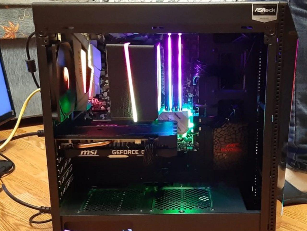 Продвинутая ОЗУ Gloway Type B формата DDR 4