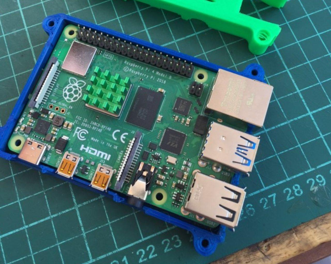 Raspberry Pi 4 Модель B