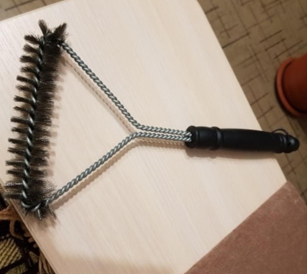 Щётка для очистки решетки гриля