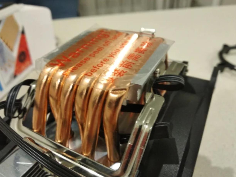 Универсальный кулер с поддержкой популярных форматов процессоров