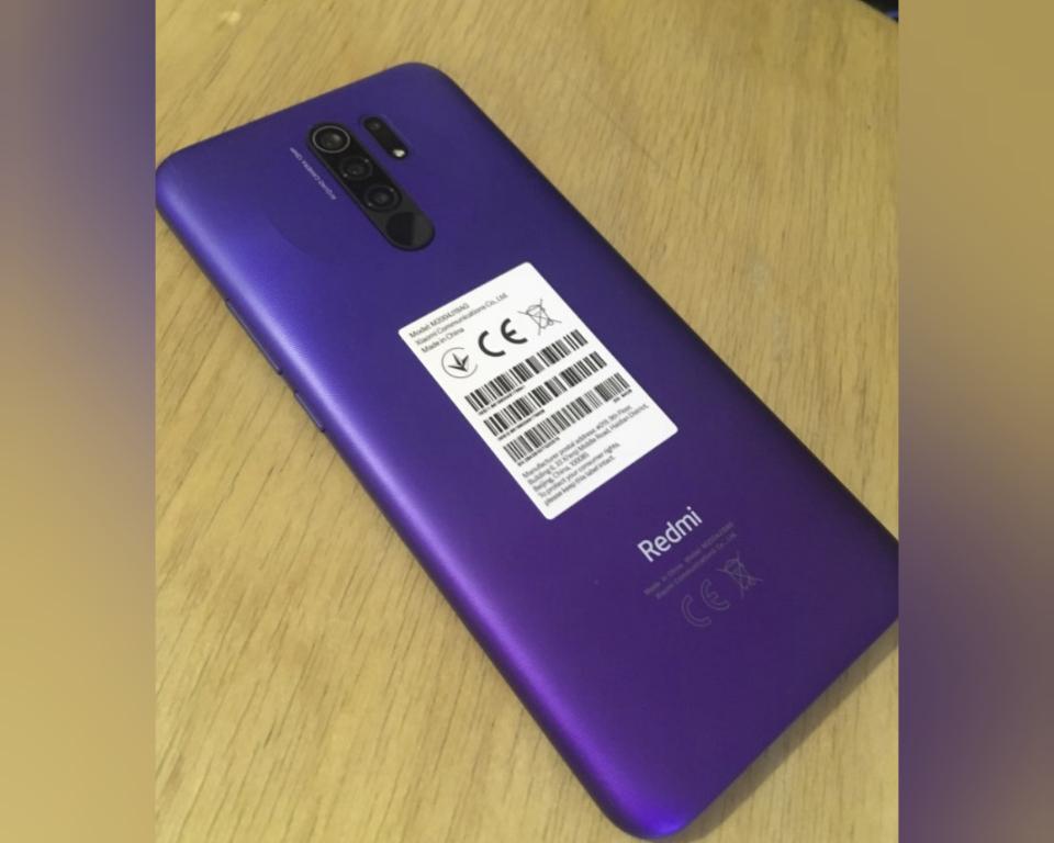 Смартфон Xiaomi Redmi 9