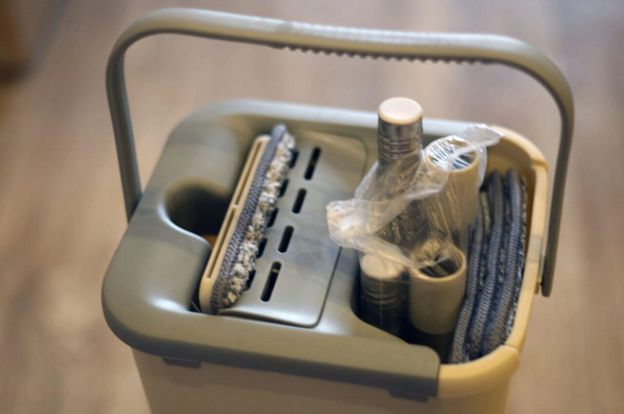 Функциональная швабра для мытья пола