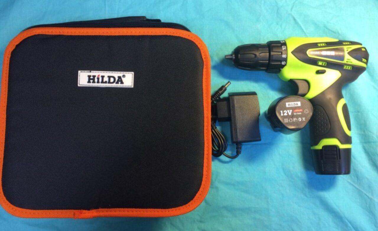 Электроотвёртка Hilda
