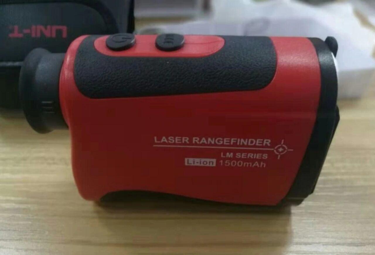 Лазерный дальномер UNI-T