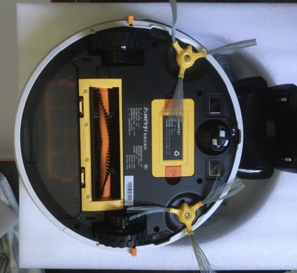 Недорогой робот пылесос Isweep X3