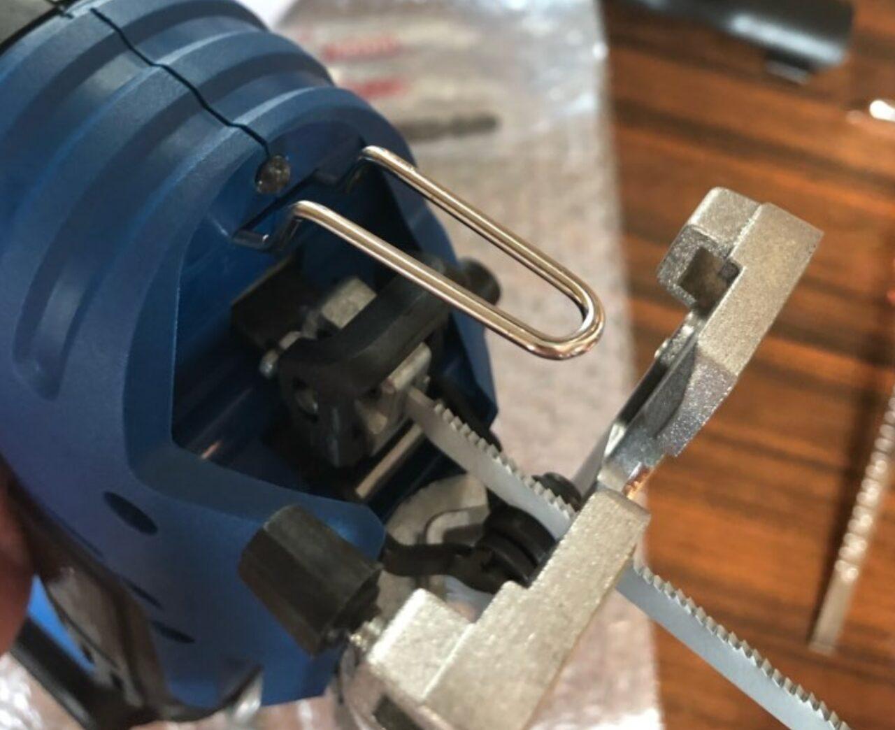 Аккумуляторный электролобзик PROSTORMER