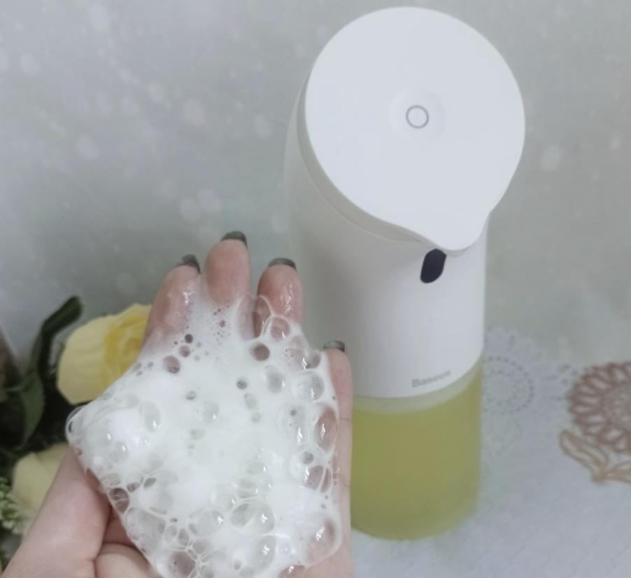 Качественный диспенсер для мыла Baseus