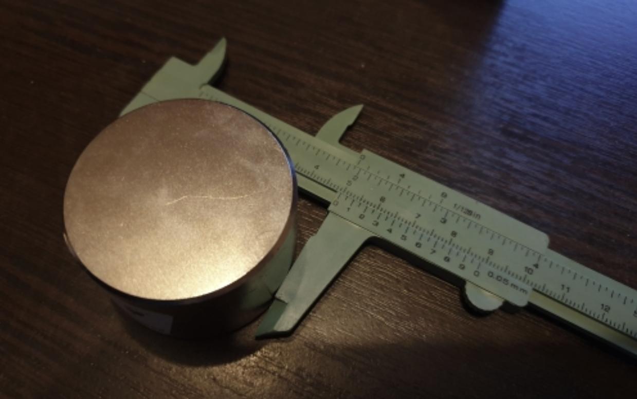Мощный неодимовый магнит Xhigh