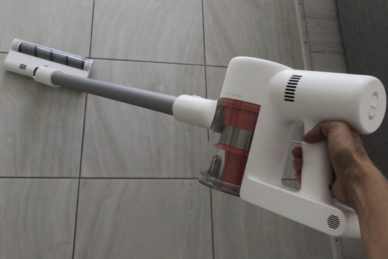 Ручной пылесос Xiaomi MIJIA 1с