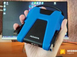 HDD Adata HD680