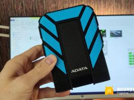 Внешний HDD Adata HD710 Pro