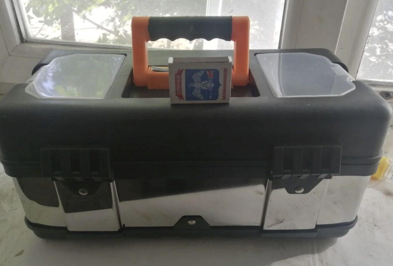 Качественный ящик для инструментов
