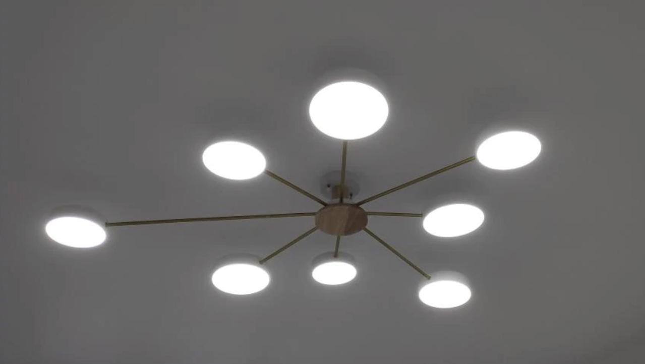 Минималистичный LED-светильник