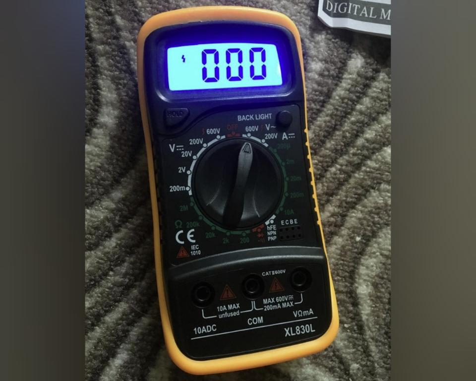 Набор для мелкого ремонта электрики и электроники
