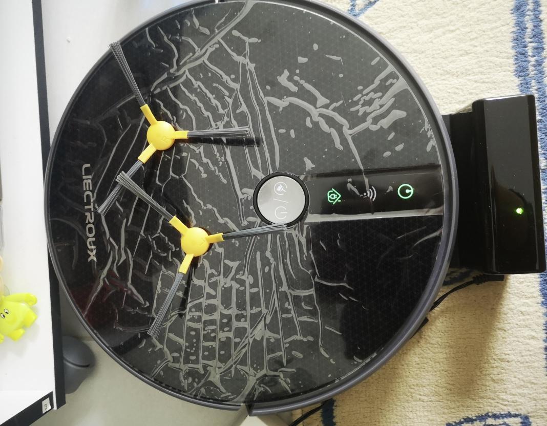 Робот-пылесос LIECTROUX