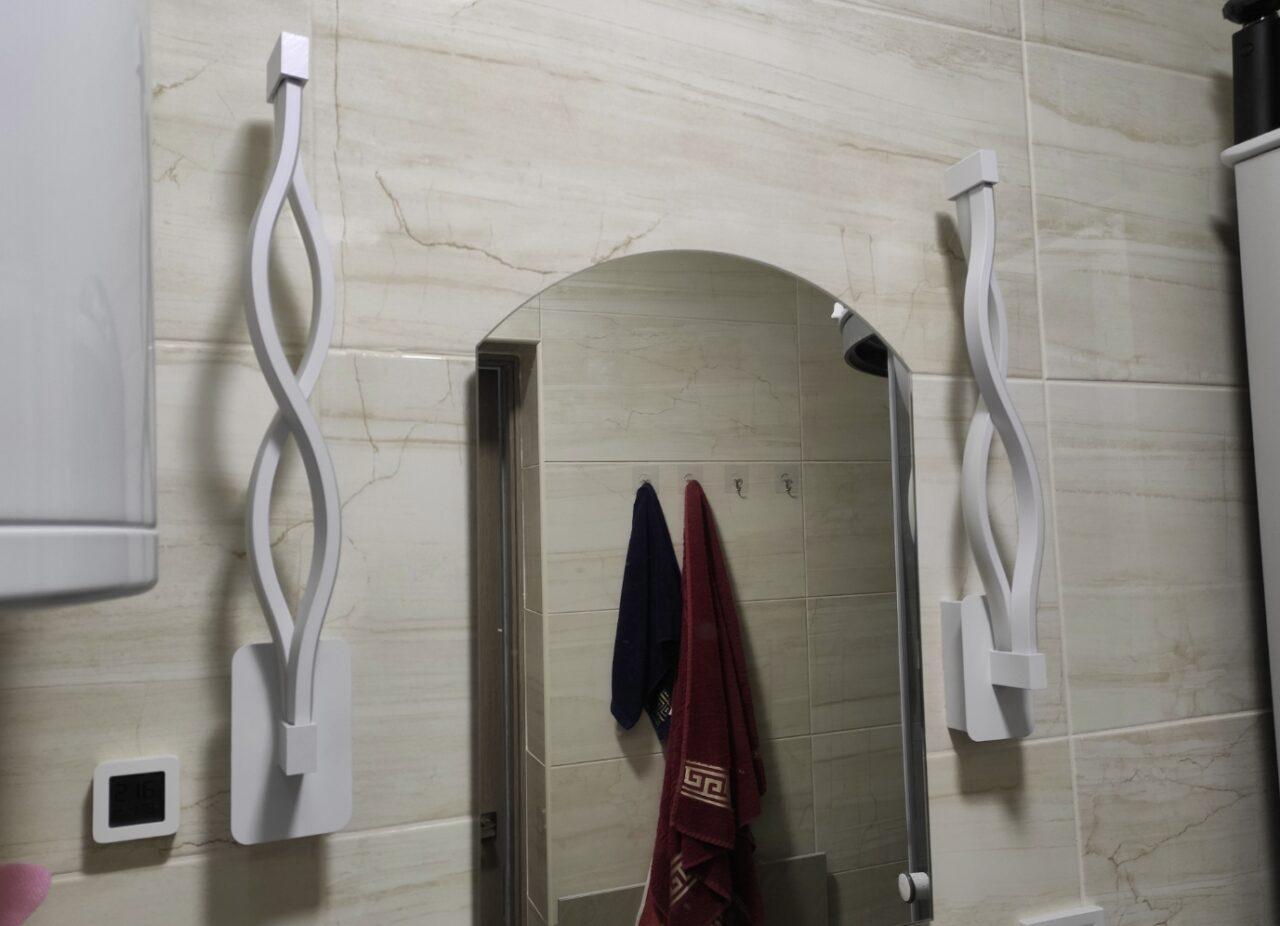 Светодиодный светильник для ванной и комнат