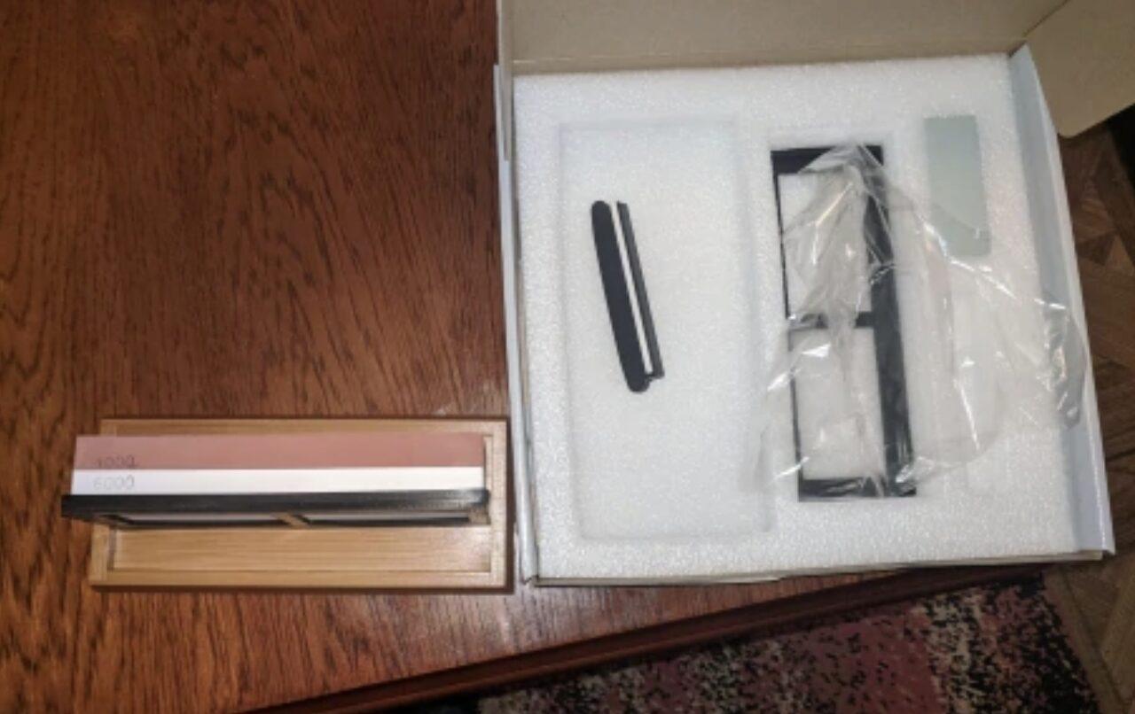 Качественная точилка для ножей