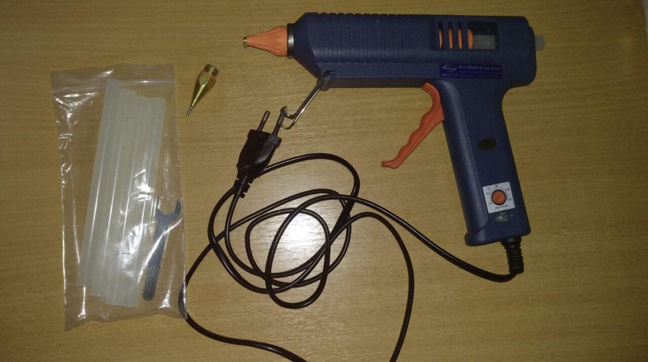 Качественный термоклеевой пистолет