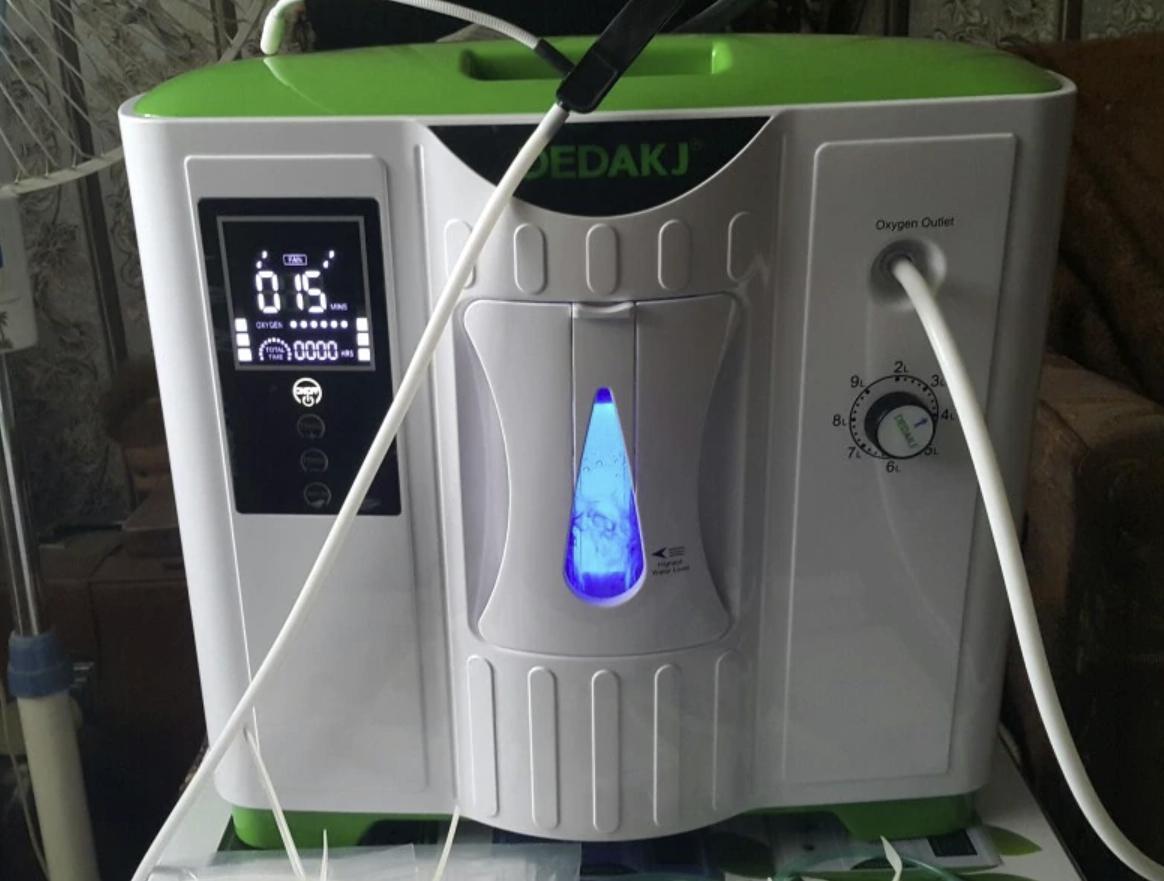 Портативный генератор кислорода