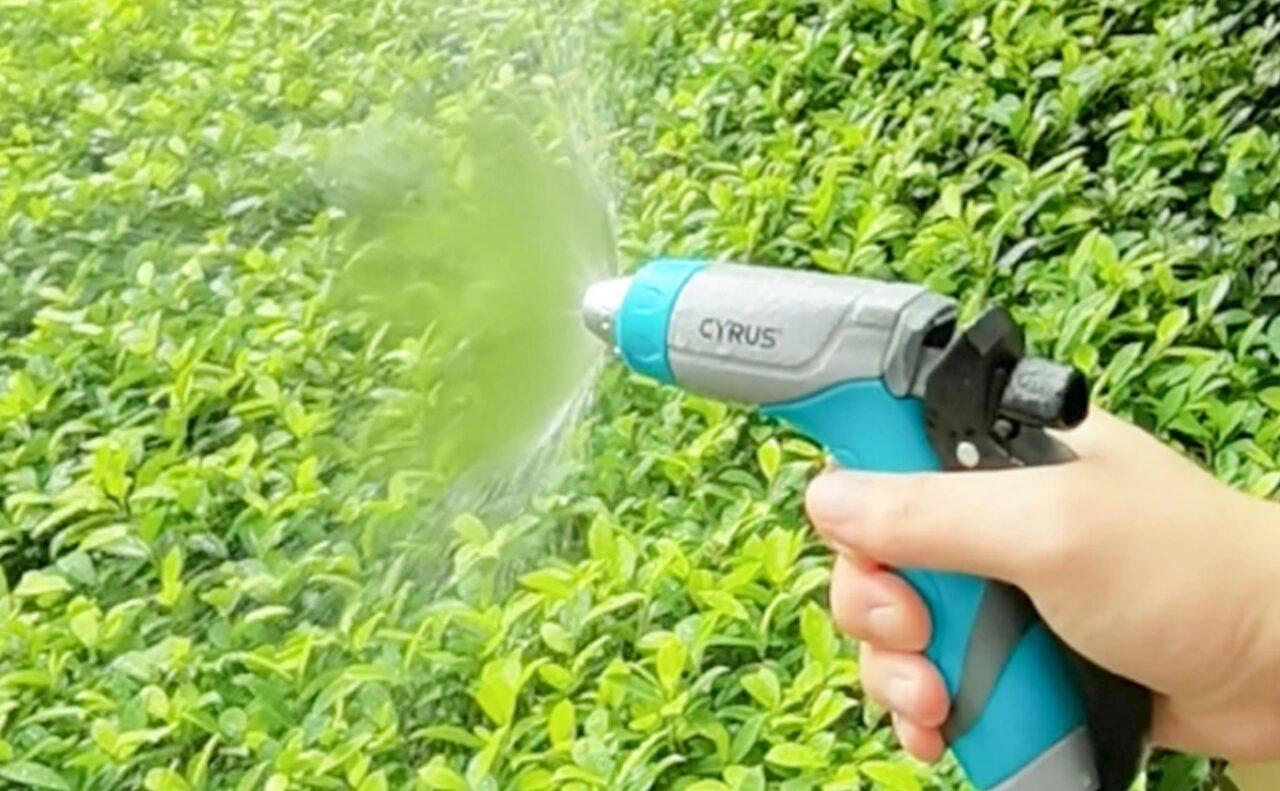 Насадка-распылитель воды