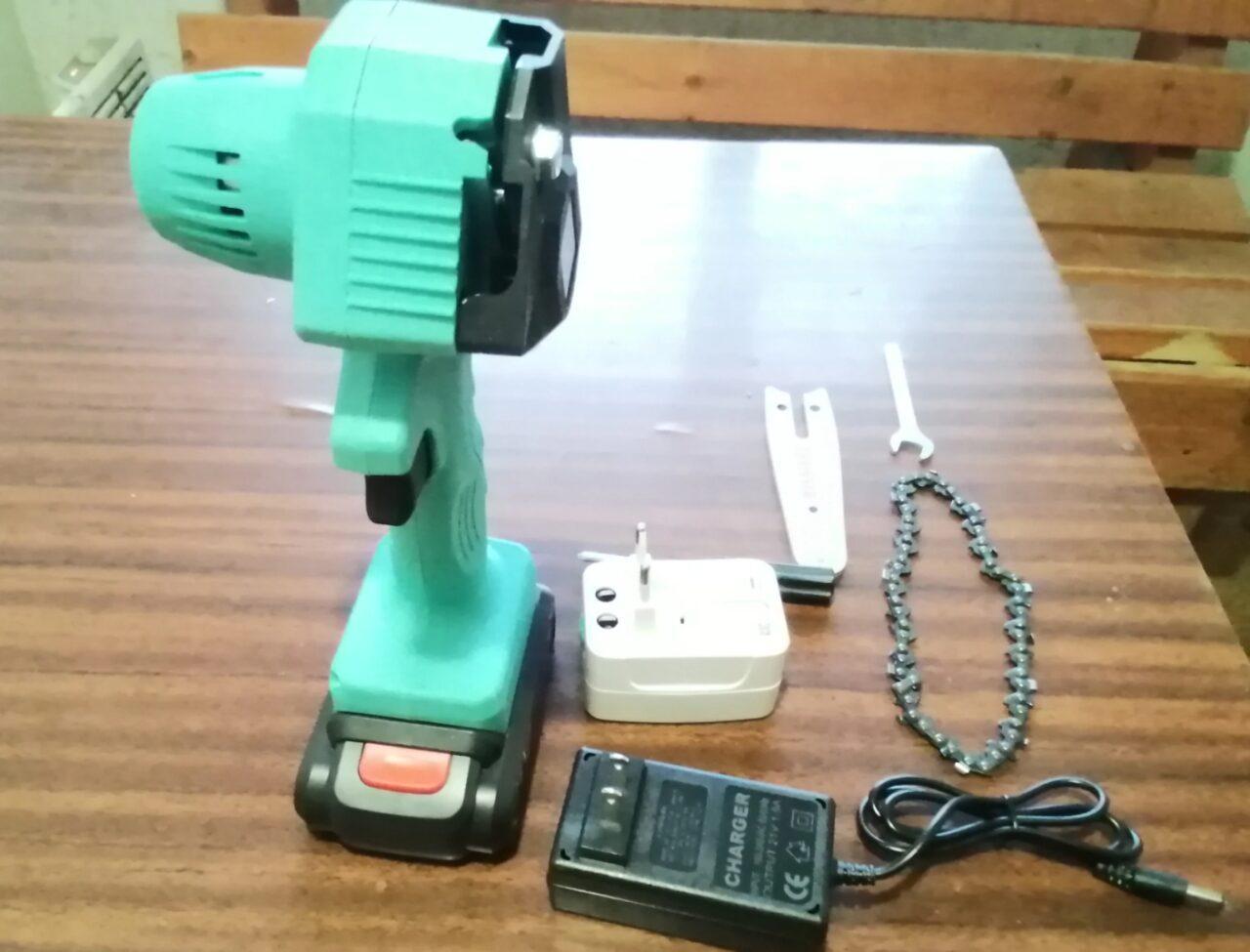 Портативная электропила