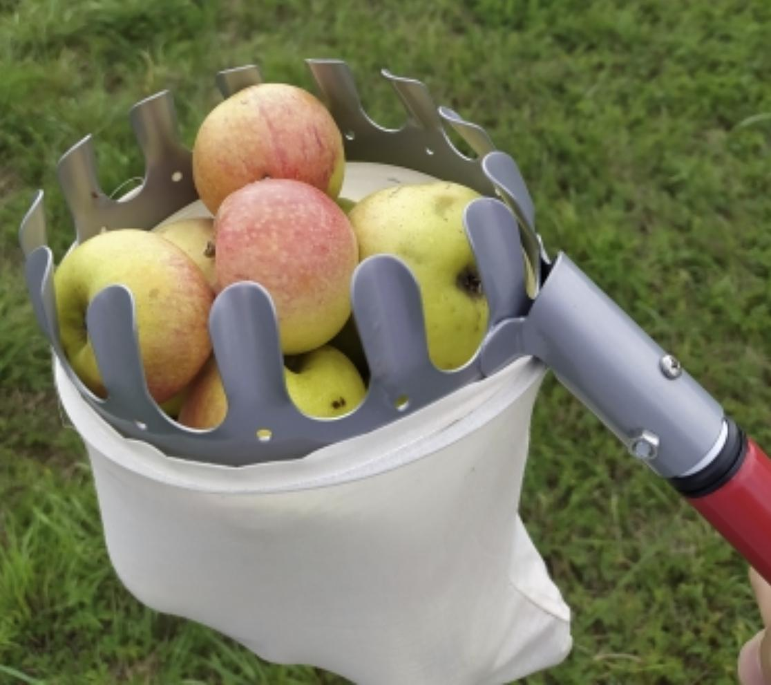 Приспособление для сбора фруктов