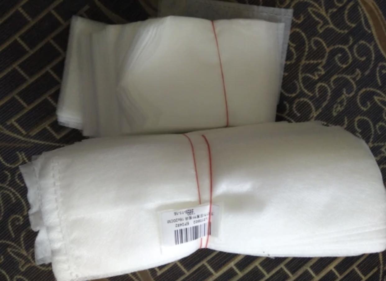 Разлагаемые пакеты для рассады