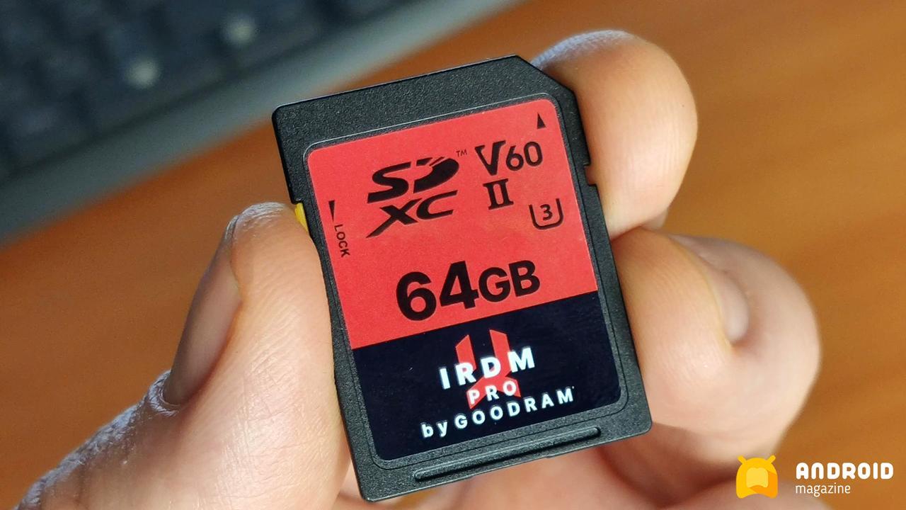 Карта памяти на 64 гб для фотоаппарата