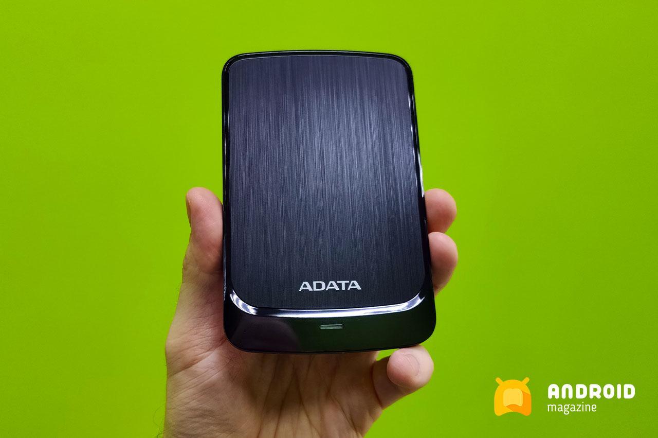 Внешний накопитель Adata HV320
