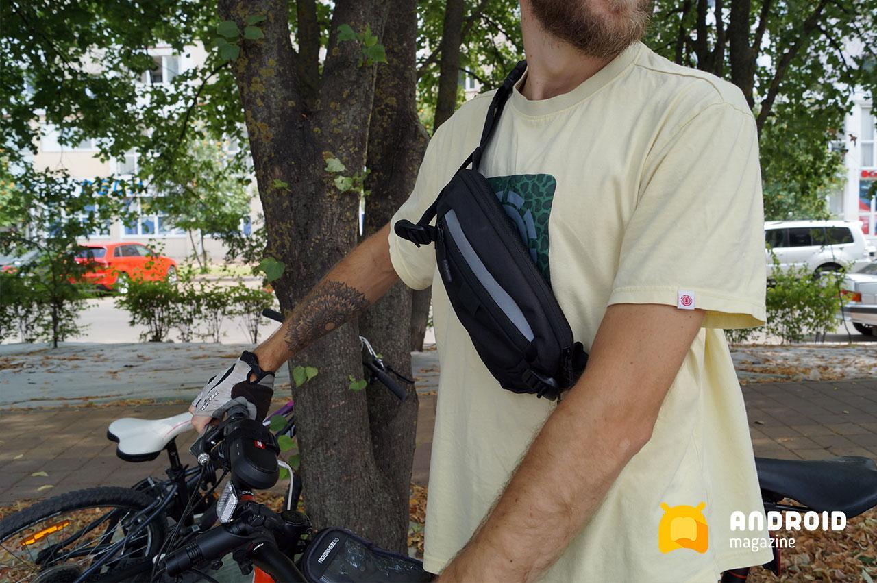 Велосумка Neovima Neotorpedo Bag